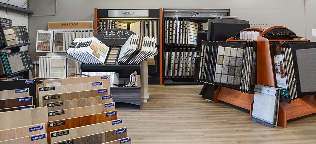 Healdsburg Floor Coverings Showroom in Healdsburg, California